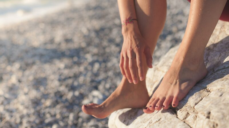 Why is foot massage so advantageous?