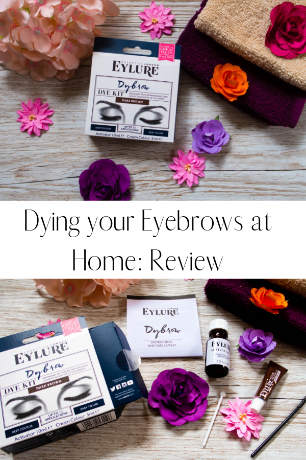 If you're considering dying your eyebrows, read this first! #beauty #dybrow #brows