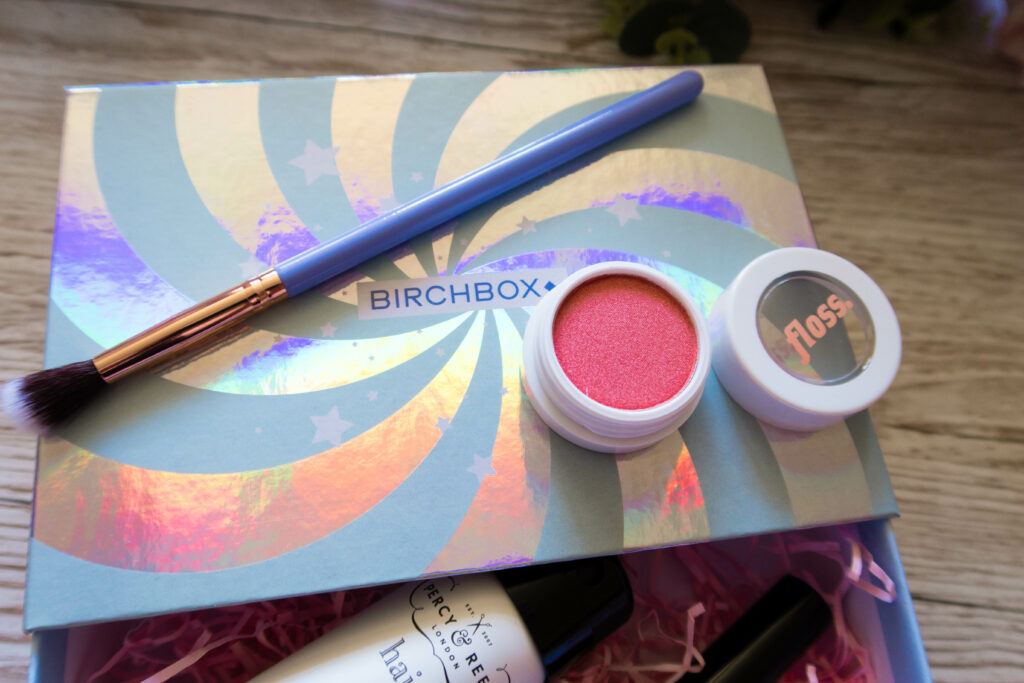 floss eyehshadow close up Birchbox UK Review