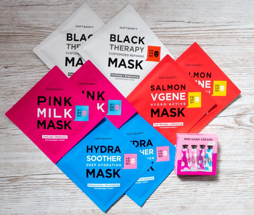 korean fasce mask subscription mask time