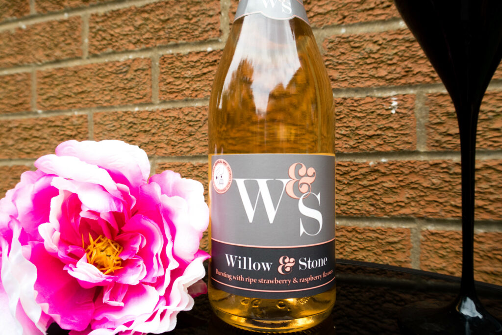 Willow & stone sparkling Rose drinks for summer evenings