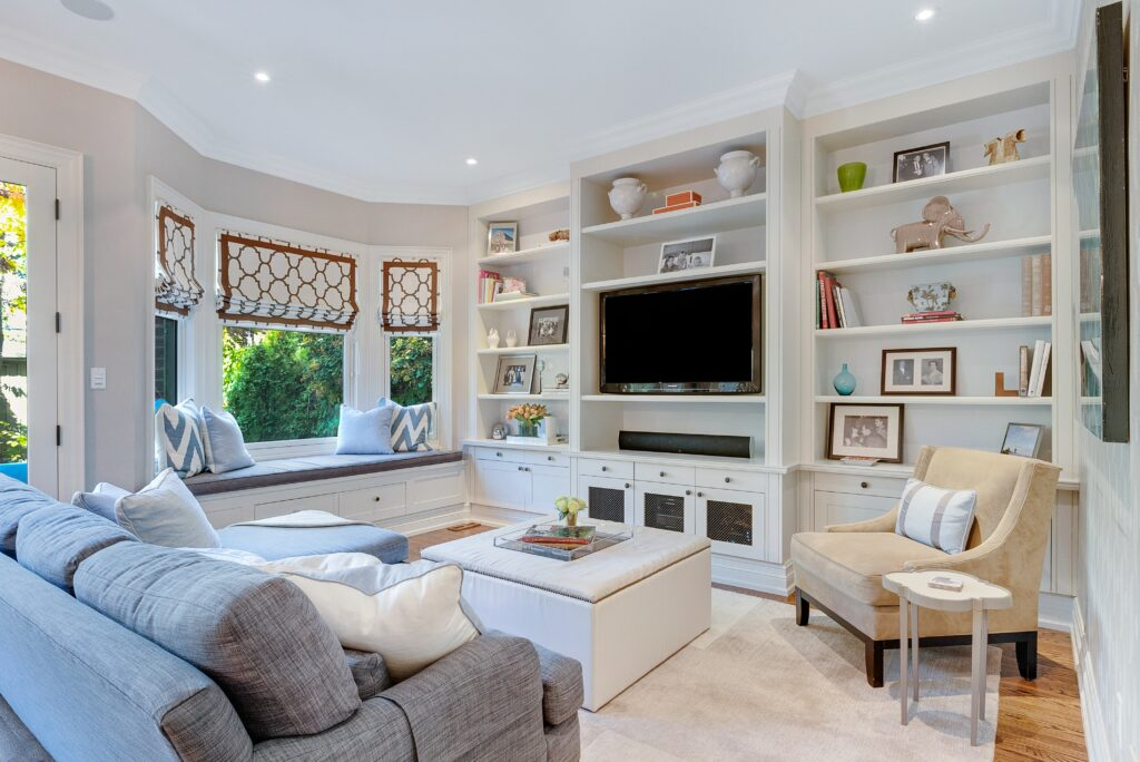 Planning a Lighting Scheme for Your Living Room