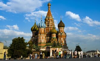 Visiting Moscow: What To See and Do On A Long Weekend Trip