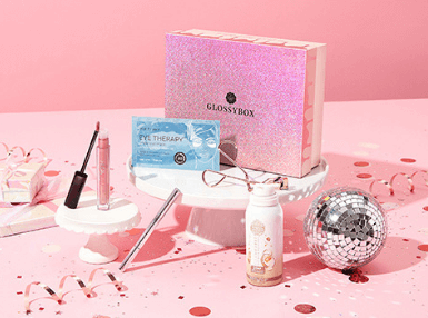 Uk beauty subscription boxes - Glossybox