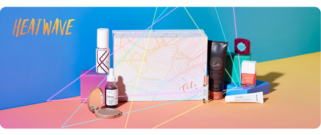 Tili Box UK beauty subscription boxes
